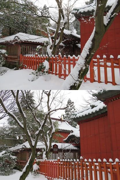 尾崎神社(金沢市)本殿