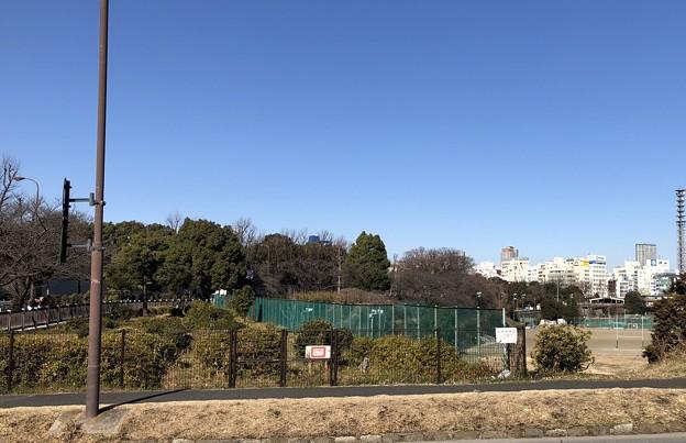 紀之国坂交差点(港区元赤坂)