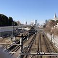 Photos: 信濃町駅前交差点より(新宿区)
