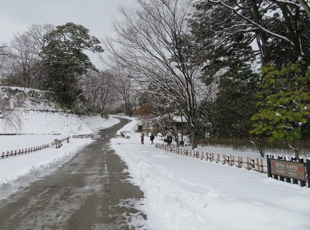 金沢城(石川県営 金沢城公園)新丸