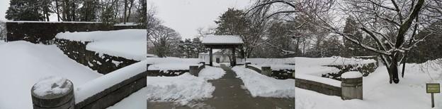 金沢城(石川県営 金沢城公園)切手門