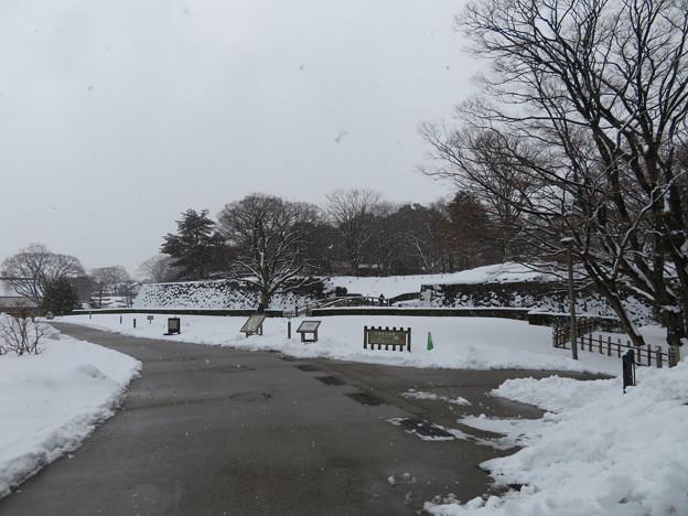金沢城(石川県営 金沢城公園)二の丸
