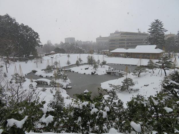 金沢城(石川県営 金沢城公園)玉泉院丸
