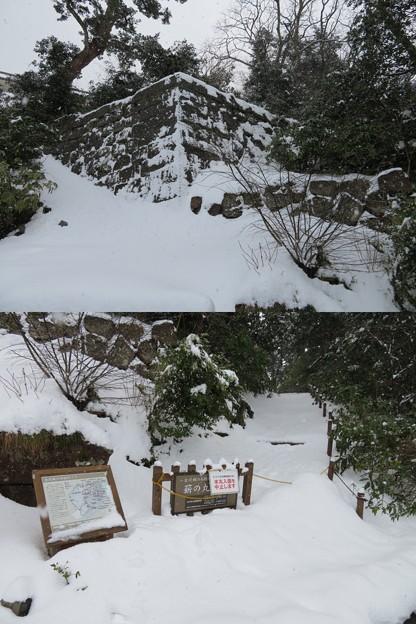 金沢城(石川県営 金沢城公園)薪丸