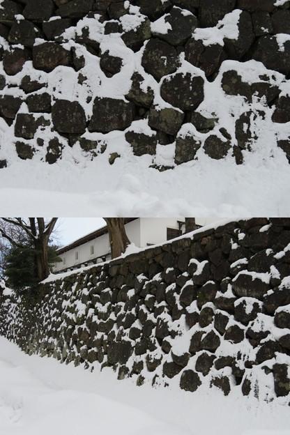 金沢城(石川県営 金沢城公園)本丸附段