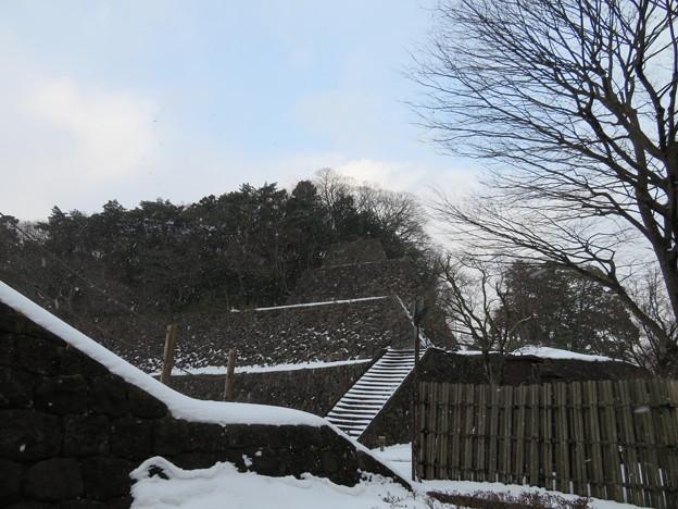 金沢城(石川県営 金沢城公園)辰巳櫓跡
