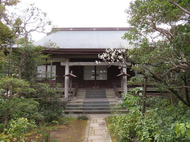 常楽寺(鎌倉市)本堂