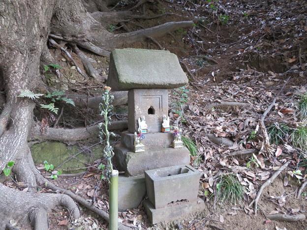 常楽寺(鎌倉市)粟船稲荷社