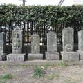 Photos: 荏柄天神社(鎌倉市)庚申塔