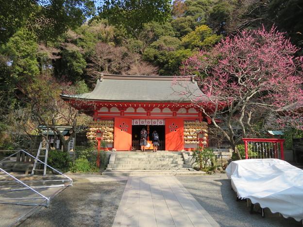 荏柄天神社(鎌倉市)拝殿