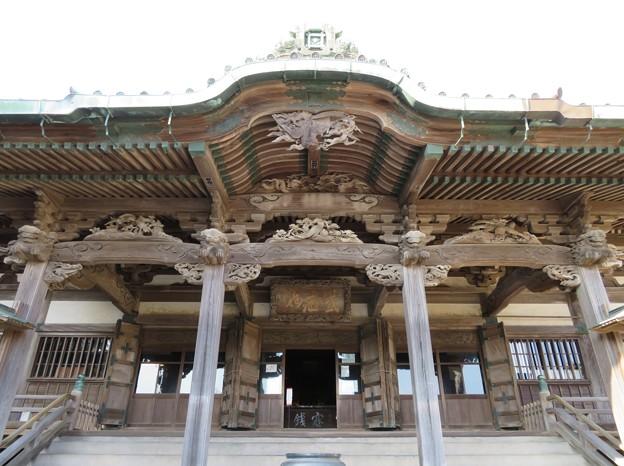 Photos: 龍口寺(藤沢市)本堂