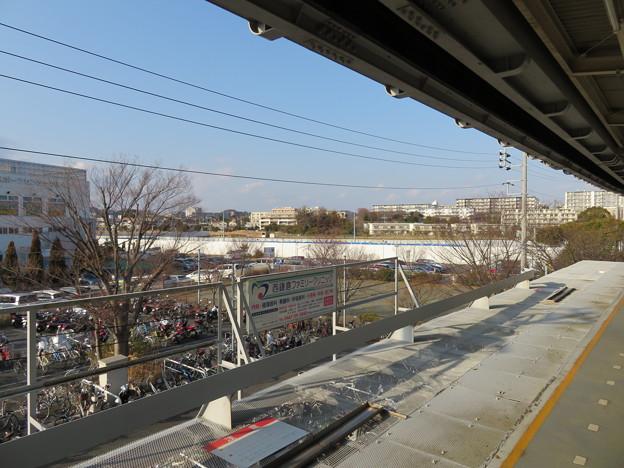 湘南モノレール 湘南深沢駅より(鎌倉市)