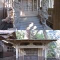 高野神社/飯櫃城(芝山町)