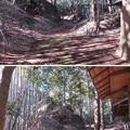 Photos: 高野神社/飯櫃城(芝山町)櫓台