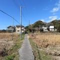 鹿島堀跡(館山市)