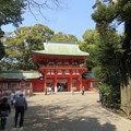 Photos: 氷川神社(大宮区)楼門