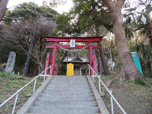 三柱神社(富津市)