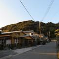 Photos: 人見陣屋(君津市)より人見神社