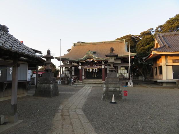人見神社(君津市)