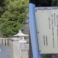 Photos: 青蓮寺(君津市)近江屋甚兵衛墓