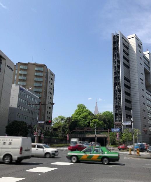 四谷4丁目交差点(新宿区)