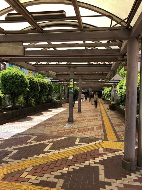 藤沢駅南口(藤沢市)小田急百貨店・江ノ電藤沢駅連絡通路