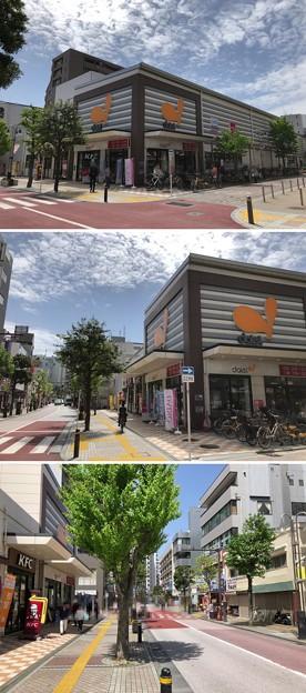 写真: ダイエー藤沢店(神奈川県)