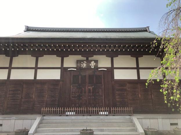 曹渓寺(南麻布)