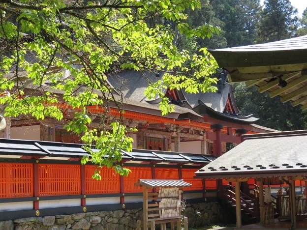 丹生都比売神社(かつらぎ町)第二殿