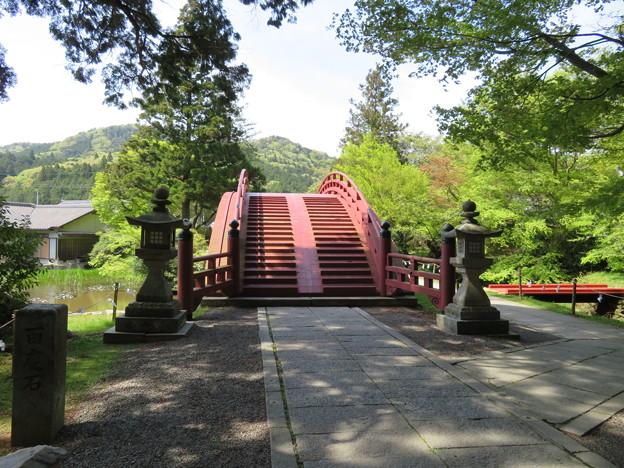 丹生都比売神社(かつらぎ町)輪橋