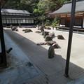 写真: 高野山真言宗 総本山金剛峯寺(和歌山県)石庭