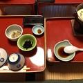 写真: 高野山温泉 福智院(高野町)朝食