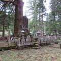 Photos: 高野山金剛峯寺 奥の院(高野町)丸亀京極家墓所