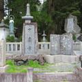 Photos: 高野山金剛峯寺 奥の院(高野町)花菱アチャコ墓所