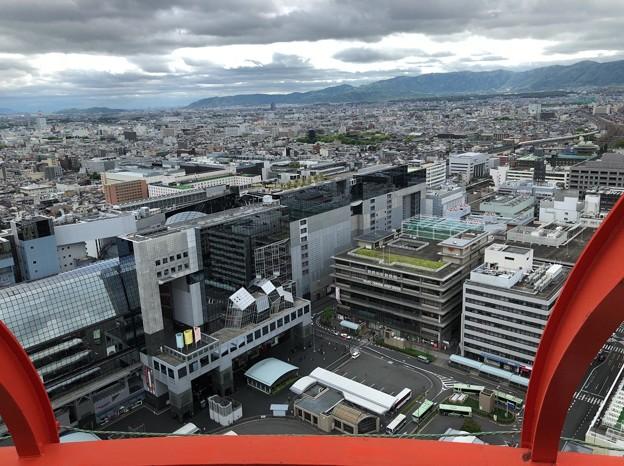 京都タワー(京都市)