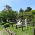 Photos: 長浜城(長浜市)本丸跡