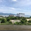Photos: 長浜城(長浜市)模擬天守より南