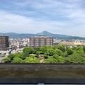 Photos: 長浜城(長浜市)模擬天守より東