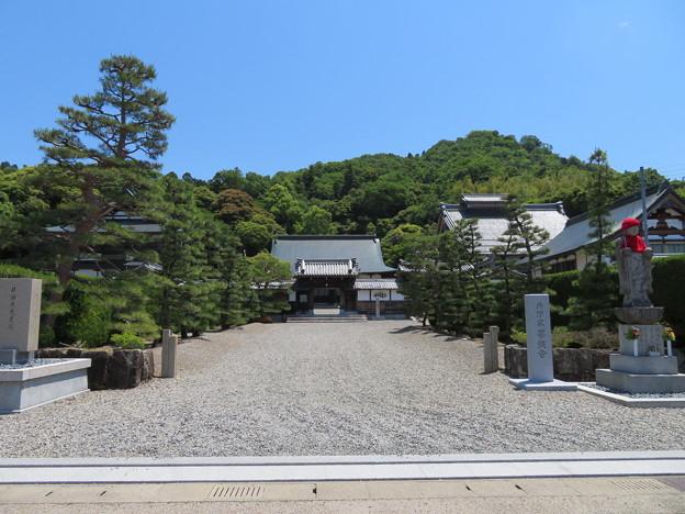 嶋左近屋敷/清涼寺(彦根市)