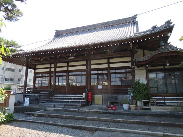 円通寺(大垣市)本堂