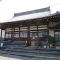 写真: 円通寺(大垣市)本堂