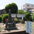 写真: 円通寺(大垣市)戸田氏墓所
