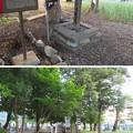 Photos: 関ヶ原合戦 池田輝政陣跡(不破郡垂井町)