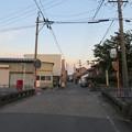 垂井宿(不破郡垂井町)西見付