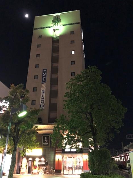 アパホテル大垣駅前(岐阜県)