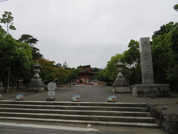 南宮大社(垂井町)参道