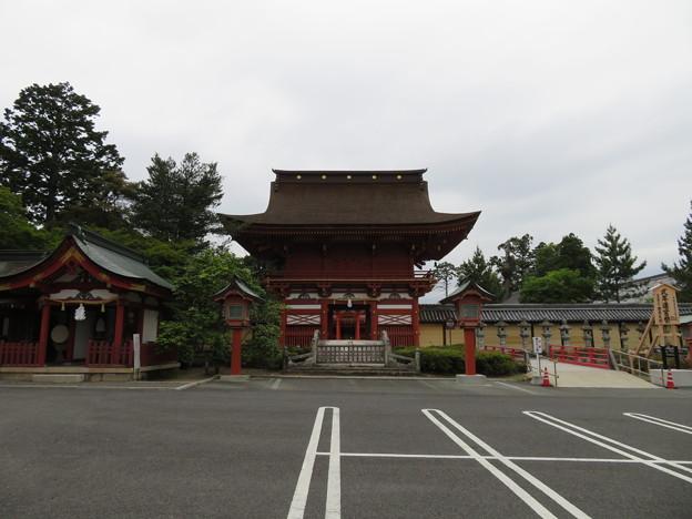南宮大社(垂井町)楼門