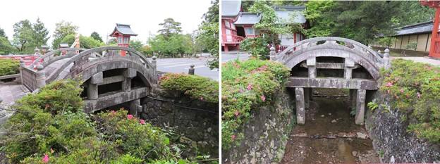 南宮大社(垂井町)石輪橋