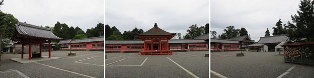 南宮大社(垂井町)回廊