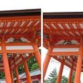 南宮大社(垂井町)高舞殿(右側面←拝殿対面)